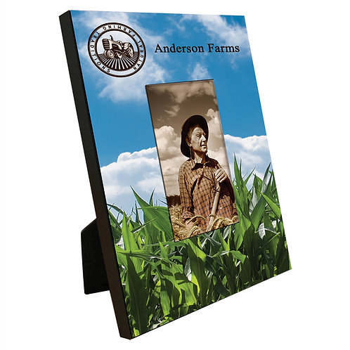 Sublimated MDF 8x10 Photo Frame for 4x6 Photo