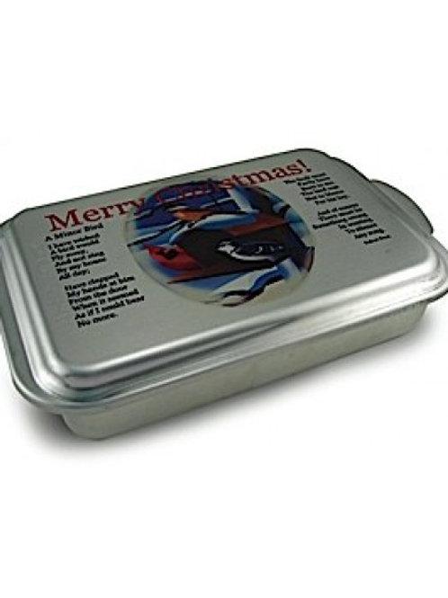 Nordic Ware Classic Aluminum Sublimated 9x13 Cake Pans