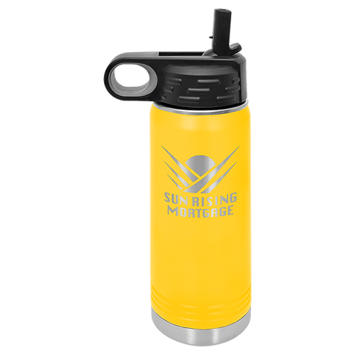 Polar Camel 20oz Engraved Water Bottles