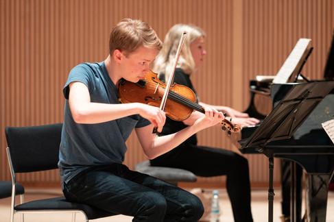 Otto Antikainen Schubert trio @VilleHaut