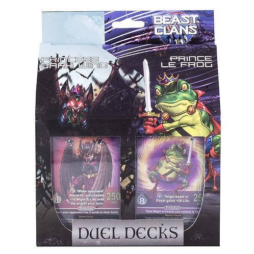 Beast Clans Starter Deck 3- V1 Mountain/Marsh
