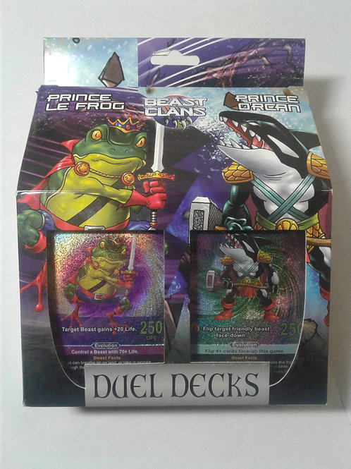 V2 Beast Clans Duel Deck 3 Marsh/Ocean