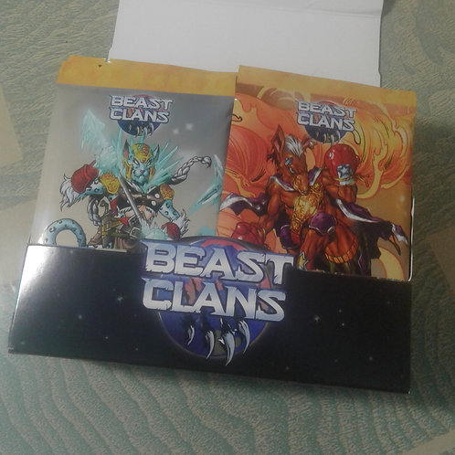 V2 Beast Clans Booster Box - 36packs NEWEST EDITION