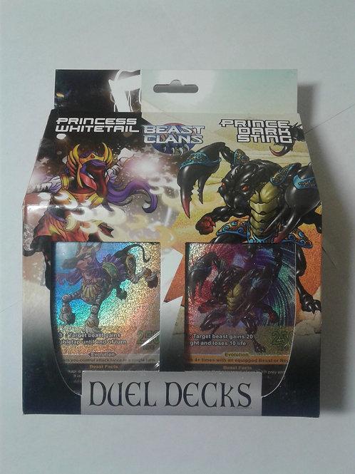 V2 Beast Clans Duel Deck 4 Savannah/ Desert