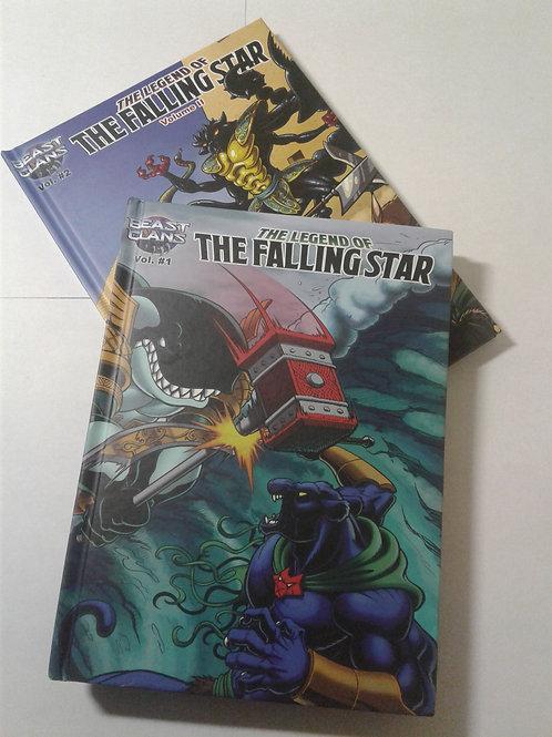 Beast Clans Comic. Hardcover Series