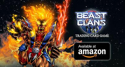 Beast Clans TCG on Amazon