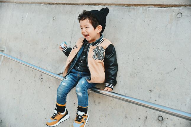 cute kid street style