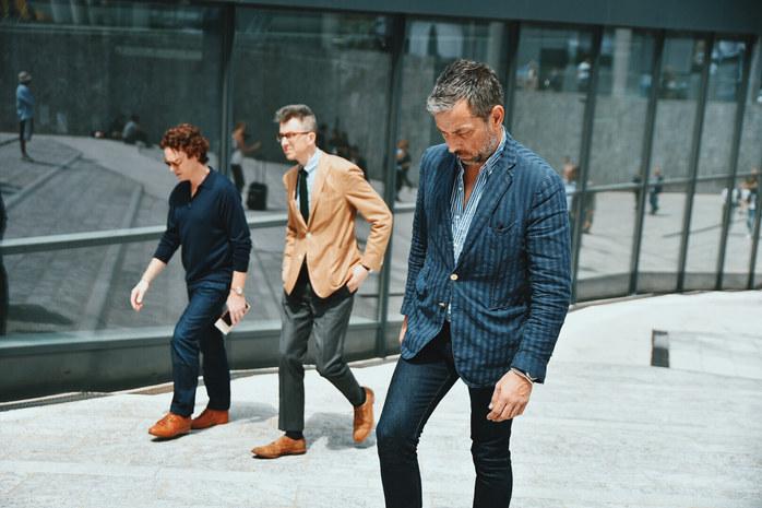 Street Style Garbagelapsap  Milan fashion week esquire