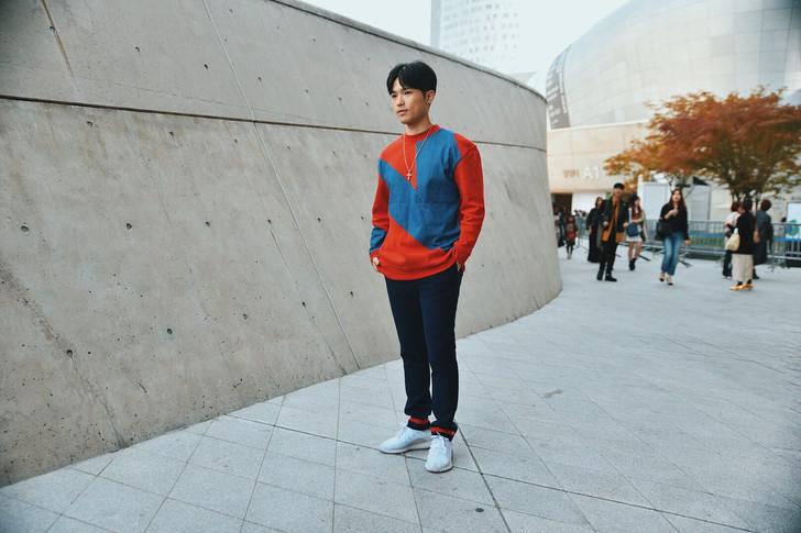 street style fashion garbagelapsap seoul fashion week sfw