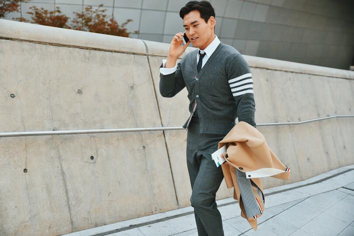 street style fashion garbagelapsap seoul fashion week sfw thom browne