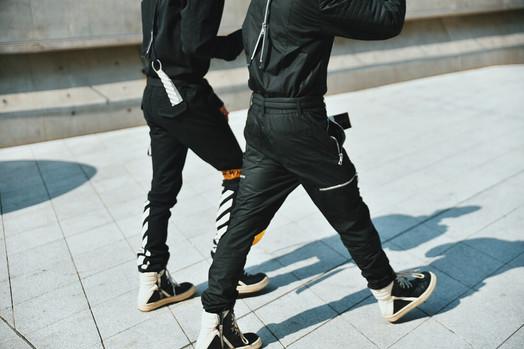 off white street style fashion garbagelapsap seoul fashion week sfw