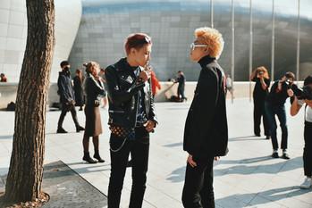 punk street style fashion garbagelapsap seoul fashion week sfw