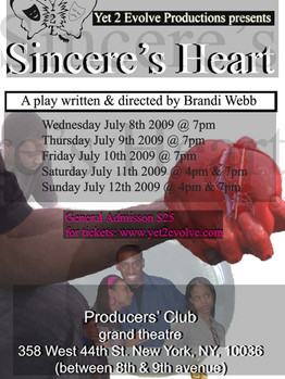SINCERE'S HEART