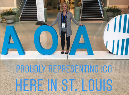 My First Conference: OM 2019