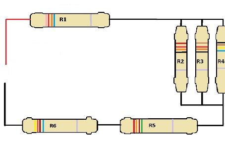 Exercícios de Associação Mista de Resistores