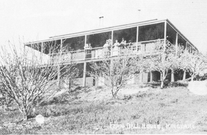 'Fern Dell' Guest House 1920s