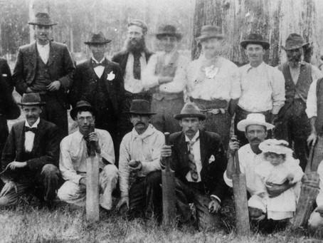 Living Memories - Cricket West v East