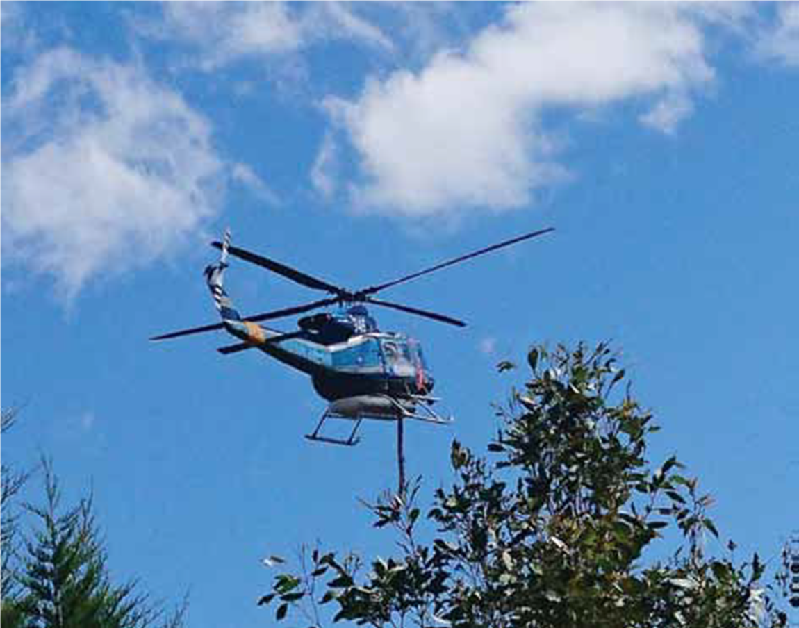 Kinglake West Air Power