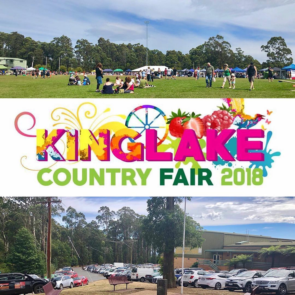 The 2018 Kinglake Country Fair
