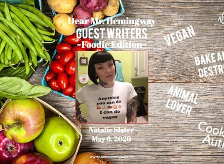 Guest Writer~Natalie Slater