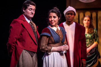 A Christmas Carol, Mrs. Cratchit