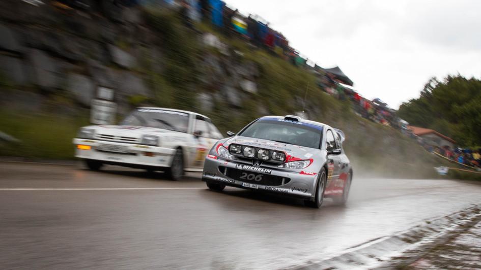 Peugeot 206 WRC - Fernando Garrido/Dario Garrido