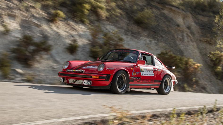 Porsche 911 SC - Paco Aznar/Jordi Esplugues