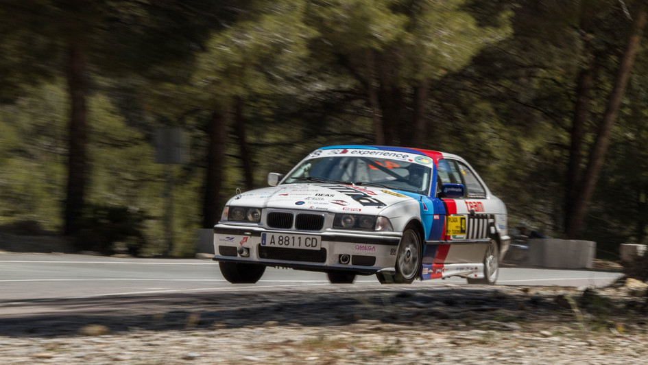BMW 318 is - Alejandro López
