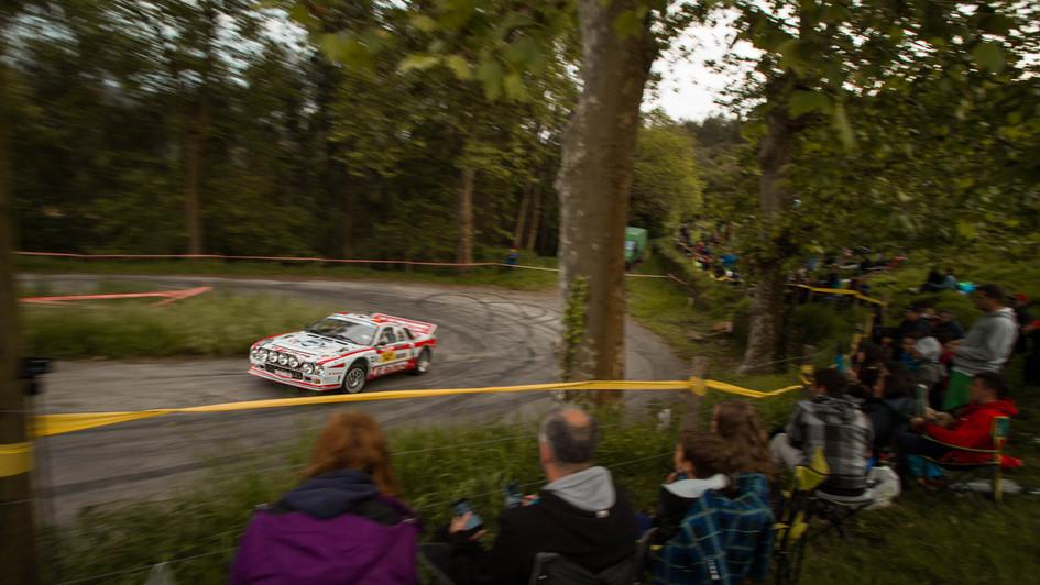 Lancia Rally 037 - Bernardo Cardín/Luisa Cardín