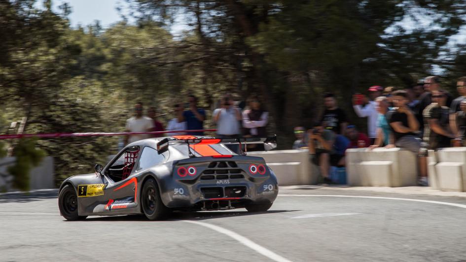 Speed Car GT 1000 - Manolo Manrique