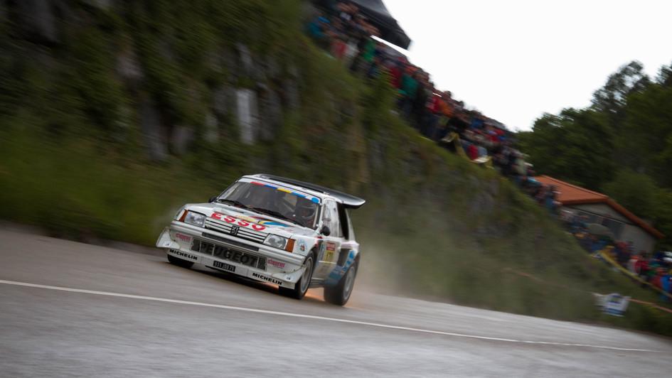 Peugeot 205 T16 EVO II - Jean Duby/Sergio Palacios
