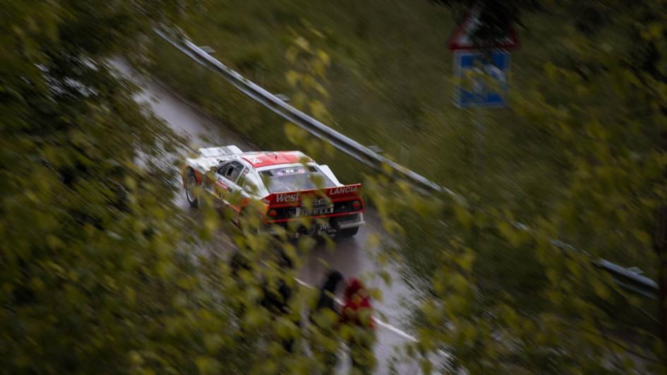 Lancia Rally 037 - José Pujol/Montserrat Capdevilla