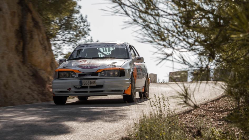 Ford Sierra Cosworth - Eloy Manuel Perez/Raimon Martinez