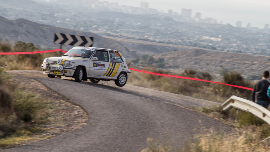 Renault 5 GT Turbo -  Angel Ucles/Pablo Ucles