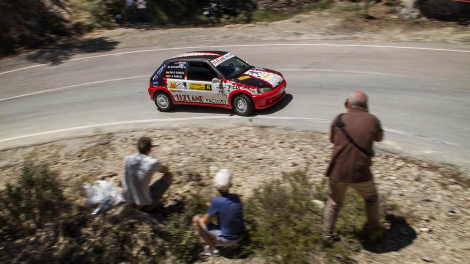 Peugeot 106 Rallye 1.6 - Francisco Javier García