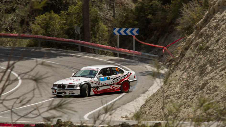 BMW E36 - Juan Francisco Lopez