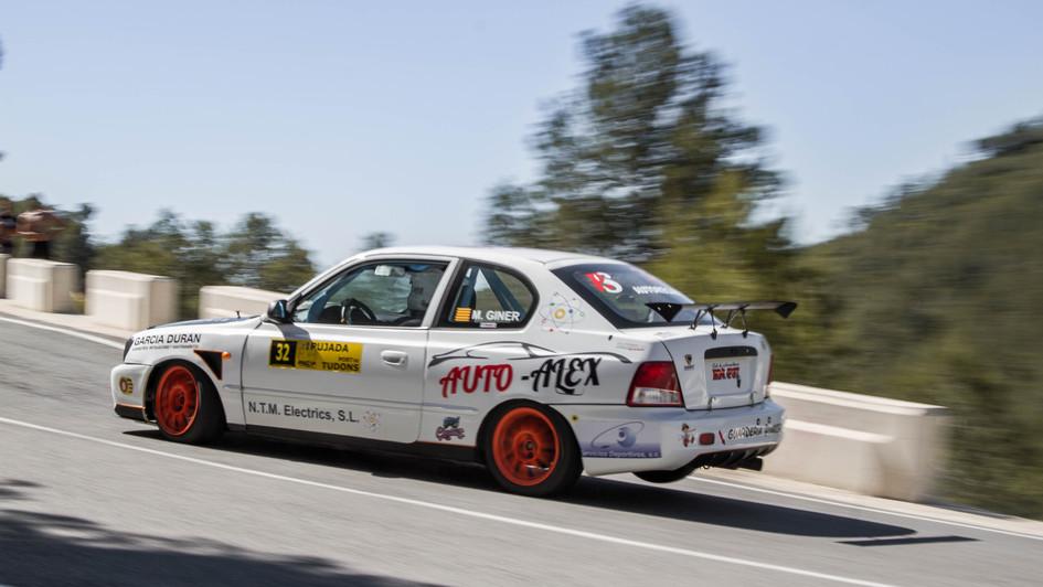 Hyundai Accent Cup - Miquel Giner