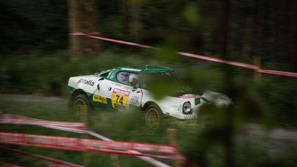 Lancia Stratos Gr.4 - Fred Walter/Klaus Hucke