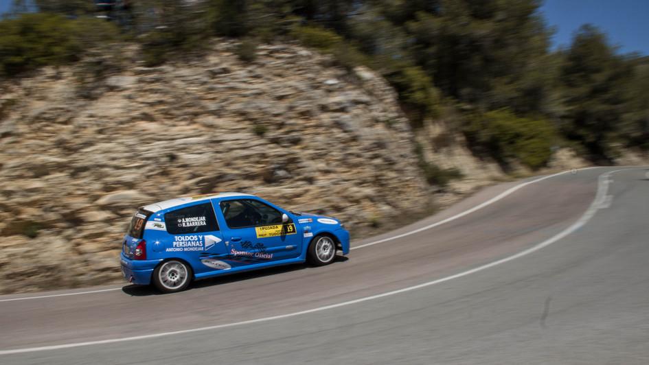 Renault Clio Sport - Antonio Mondéjar