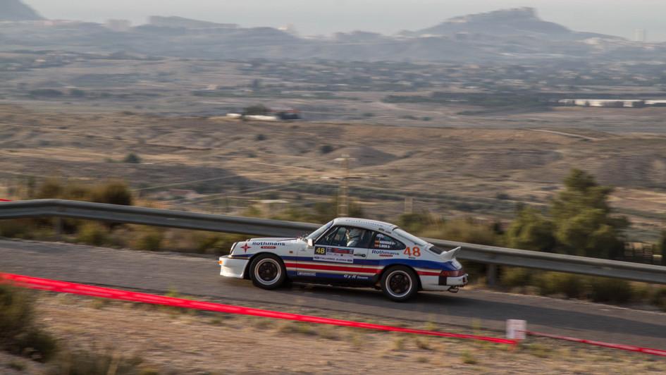 Porsche 911 SC - Jose Manuel Navarro/Sergio Mor