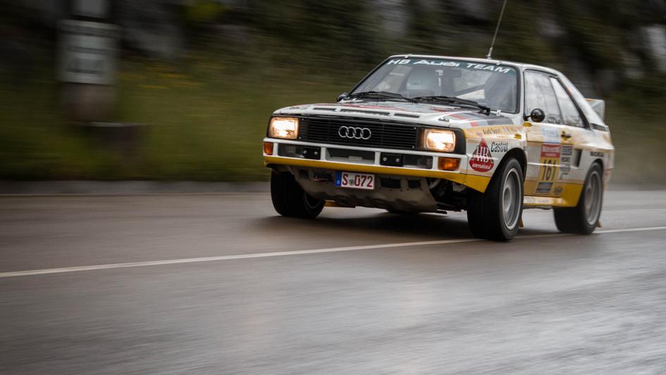 Audi Sport Quattro - Wolf-Dieter Ihle/Sven Belz