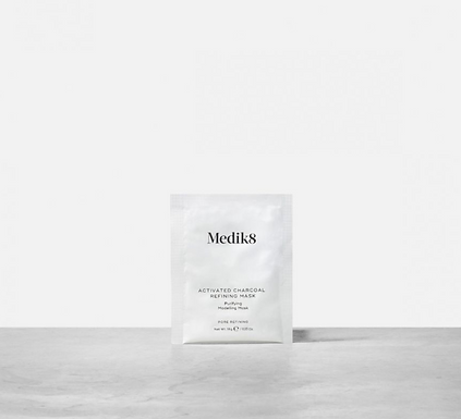 Medik8 Activated Charcoal Refining Mask™ Sachets x 5
