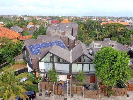 Why go solar, especially in Bali?