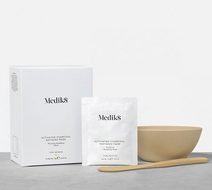 Medik8 Activated Charcoal Refining Mask™ Kit