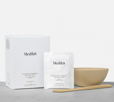 Medik8 Activated Charcoal Refining Mask™ Kit