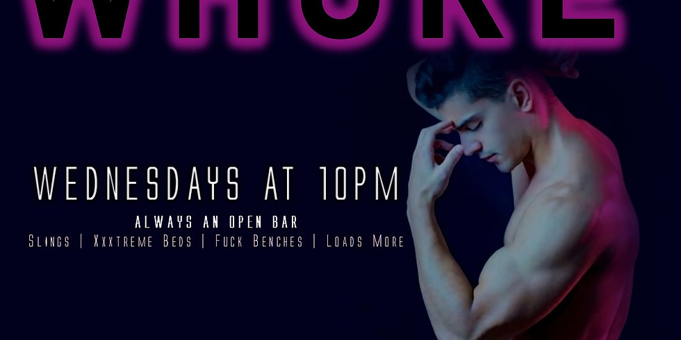 WHORE WEDNESDAY at OINK NIGHT