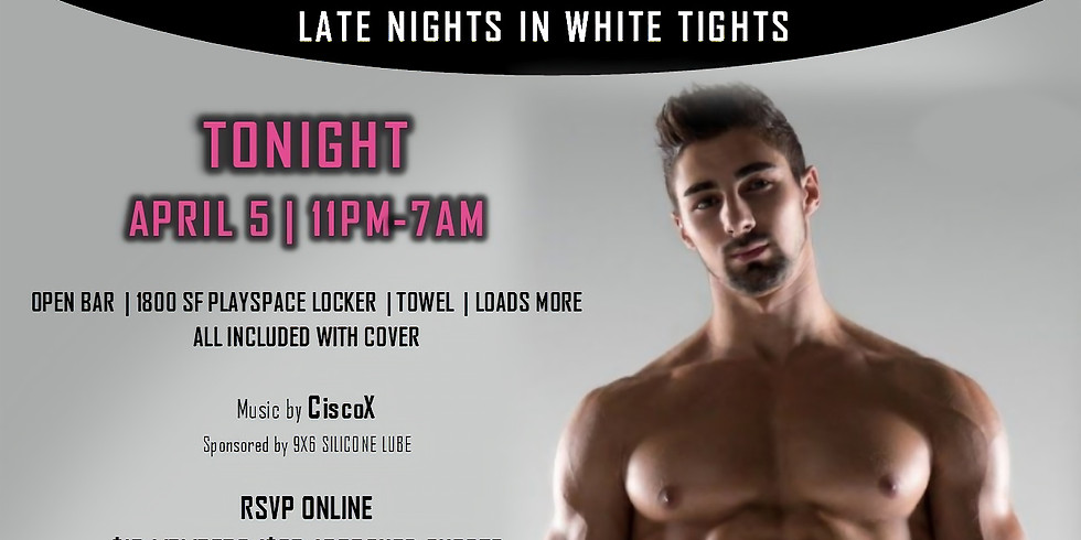 FRIDAY FUCKERS - Late Nights in White Tights
