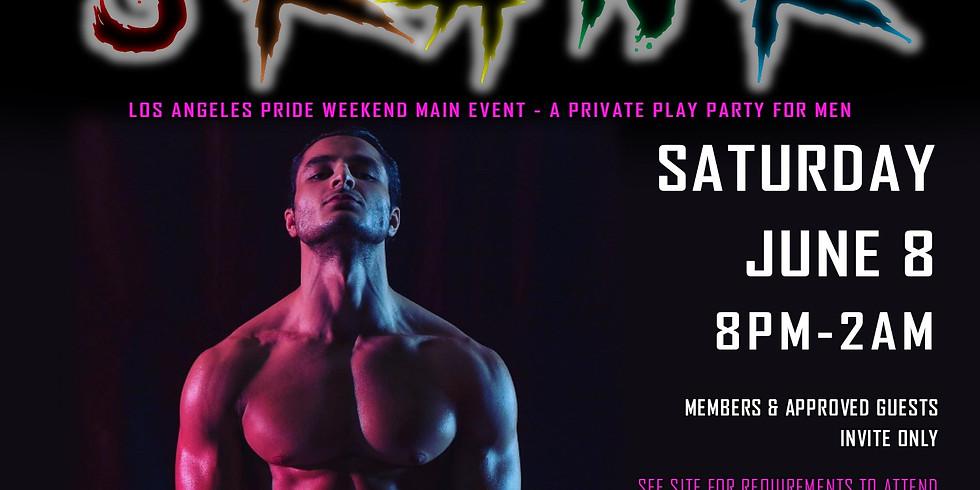SKANK - LOS ANGELES PRIDE MAIN EVENT