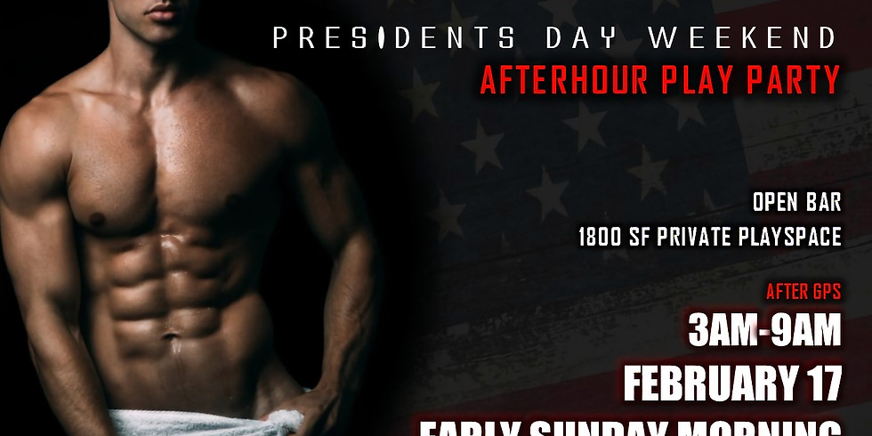 UNLOAD - PRESIDENTS DAY WKND SATURDAY NIGHT AFTERHOURS