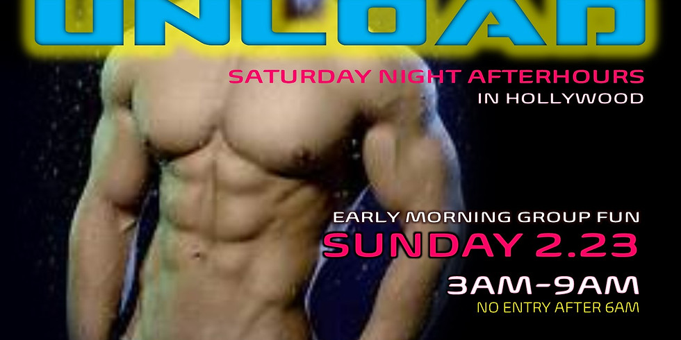 UNLOAD Saturday Night Afterhours - 3AM